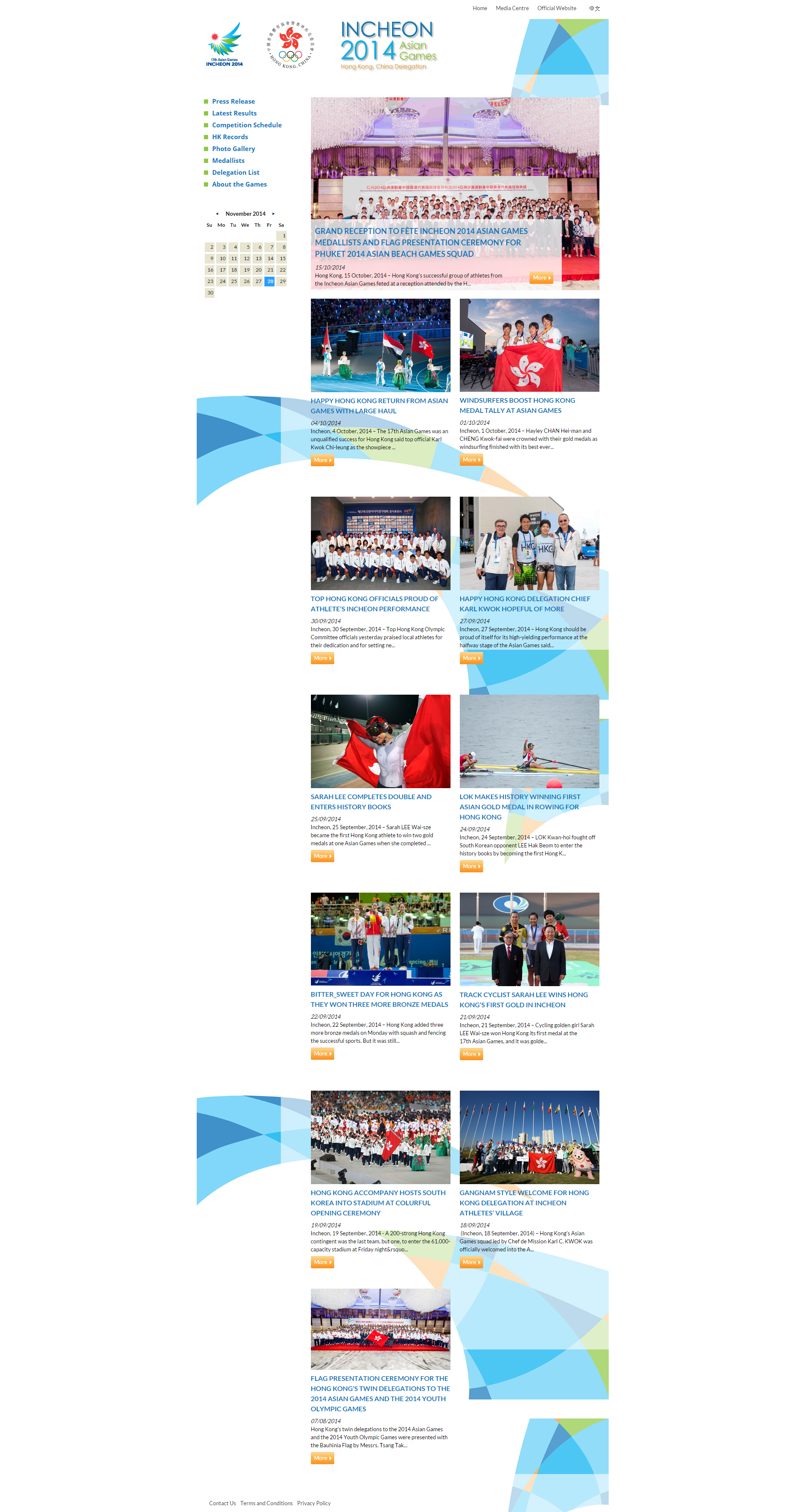 Incheon 2014 Asian Games   Home